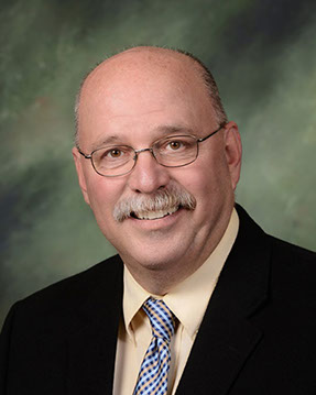Picture of superintendent Chris Rust